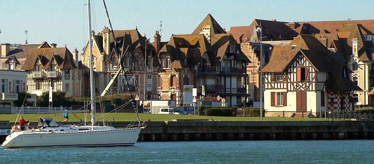 la location à Deauville