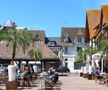 Vacances à Deauville vivez la ville pleinement