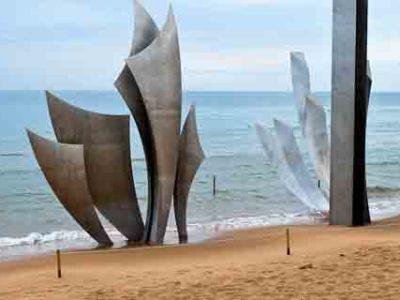 sites incontournables du débarquement en Normandie